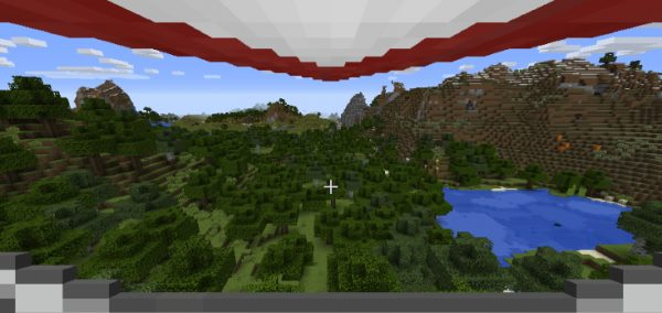 Open Glider для Майнкрафт 1.12