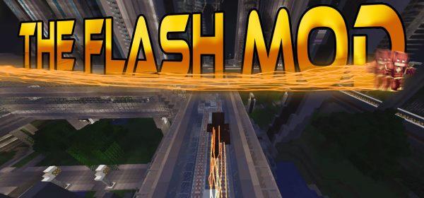 Speedster Heroes для Майнкрафт 1.12