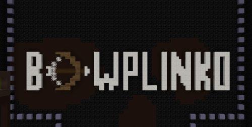 Bowplinko для Майнкрафт 1.11.2