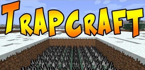 Trapcraft для Майнкрафт 1.12