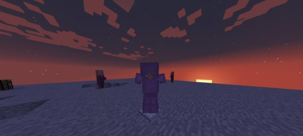 Shulker Armor для Майнкрафт 1.11.2