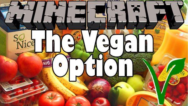 The Vegan Option для Майнкрафт 1.10.2
