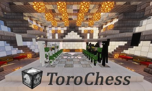 ToroChess для Майнкрафт 1.12