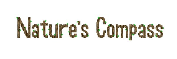 Nature's Compass для Майнкрафт 1.12