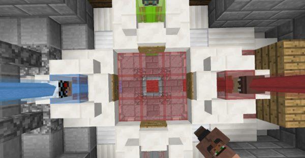 Skytower для Майнкрафт 1.11.2