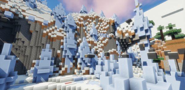 Jump Escape для Майнкрафт 1.12