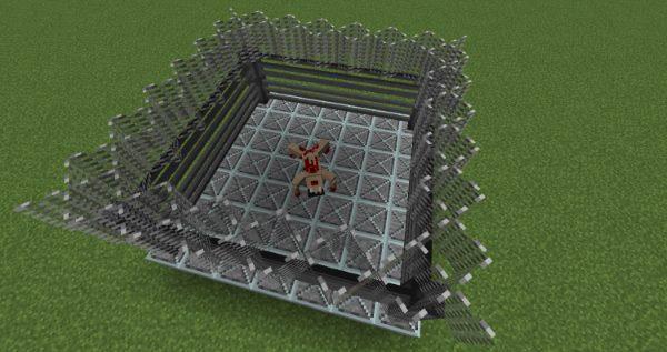 Deadly monsters для Майнкрафт 1.12