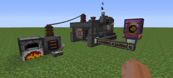 Immersive Engineering для Майнкрафт 1.12