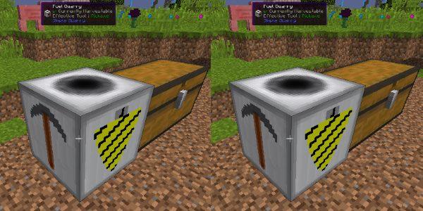 Simple Quarry для Майнкрафт 1.12