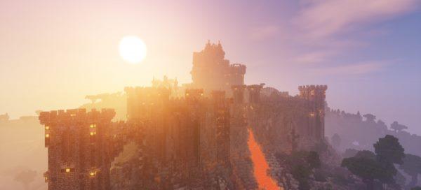 Castle Rothelm для Майнкрафт 1.12