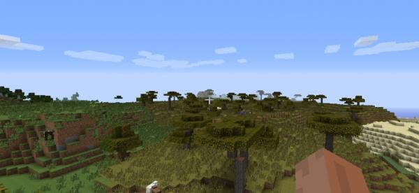 Binocular для Майнкрафт 1.12