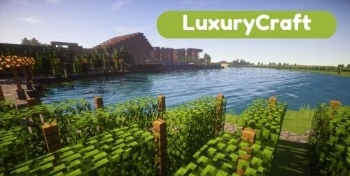 LuxuryCraft для Майнкрафт 1.12