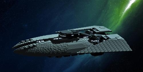Balkon-Class Escort Frigate для Майнкрафт 1.12