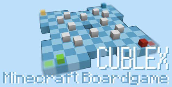 Cublex для Майнкрафт 1.12