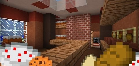 Bakers Craft для Майнкрафт 1.11.2