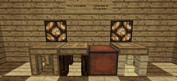 Tinkers' Construct для Майнкрафт 1.12