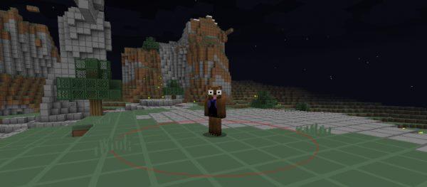 Hit Range для Майнкрафт 1.8.9