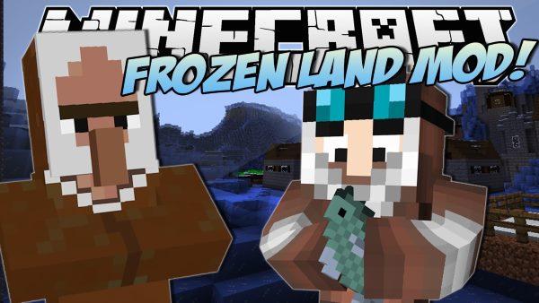 Frozenland для Майнкрафт 1.7.10
