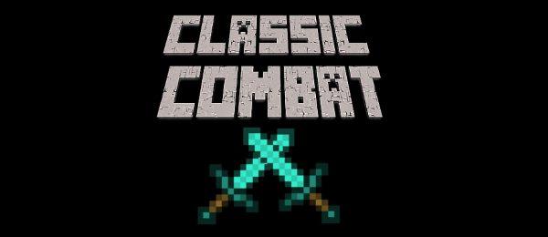 Classic Combat для Майнкрафт 1.12