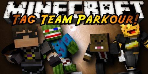 Team Parkour S2 для Майнкрафт 1.12