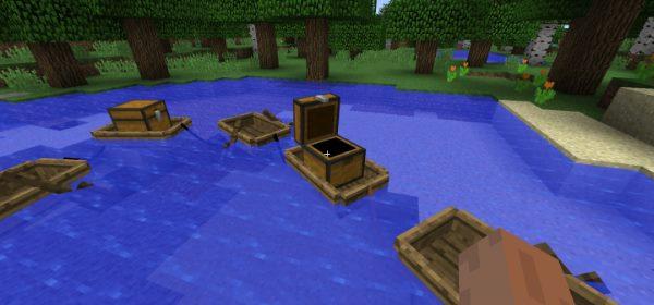 Boatiful для Майнкрафт 1.11.2