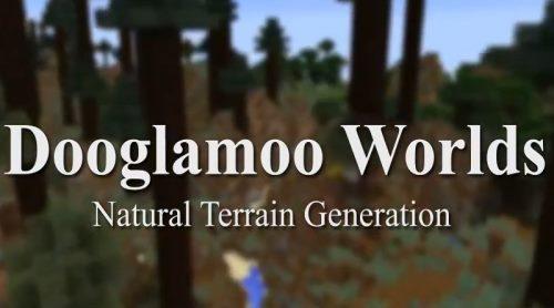 Dooglamoo Worlds для Майнкрафт 1.12