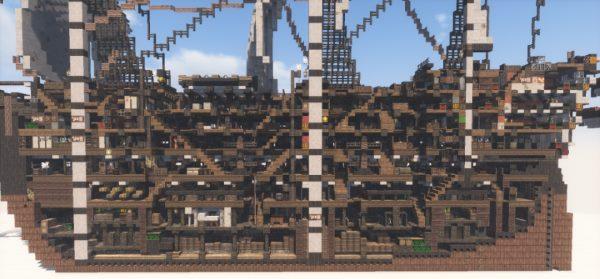Justice de Strat для Майнкрафт 1.7.10