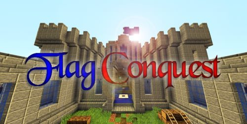 Flag Conquest для Майнкрафт 1.12