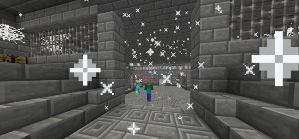 Herobrine's Mansion: Remastered для Майнкрафт 1.11.2