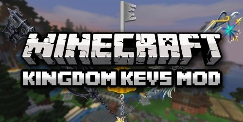 Kingdom Keys Re:Coded для Майнкрафт 1.12