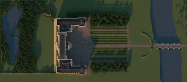Palazzo Valeria для Майнкрафт 1.12