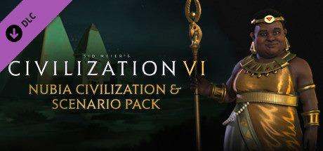 Кряк для Sid Meier's Civilization VI: Nubia Civilization & Scenario Pack v 1.0.0.167