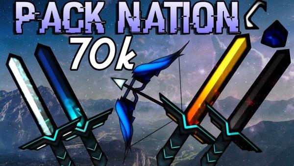 Pack Nation 70k для Майнкрафт 1.12