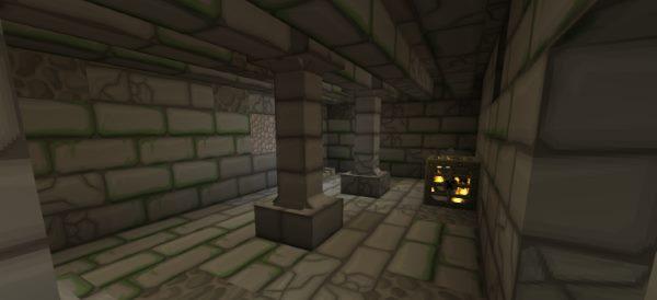 Dungeons 2 для Майнкрафт 1.11