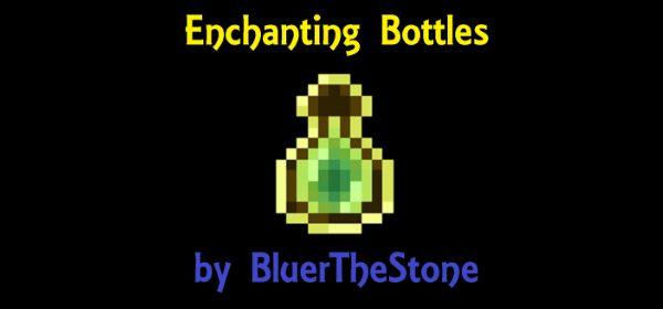 Enchanting Bottles для Майнкрафт 1.12
