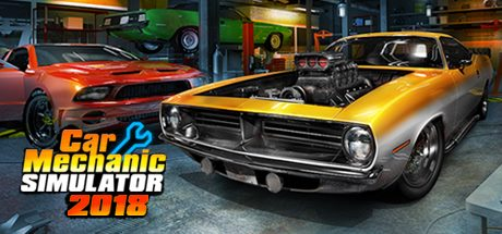 NoDVD для Car Mechanic Simulator 2018 v 1.0.4