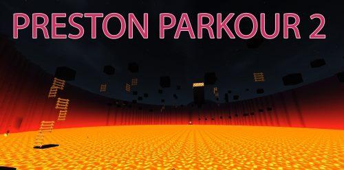 Preston Parkour 2 для Майнкрафт 1.12.1
