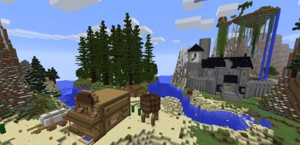 Survival Island Extreme! для Майнкрафт 1.11.2