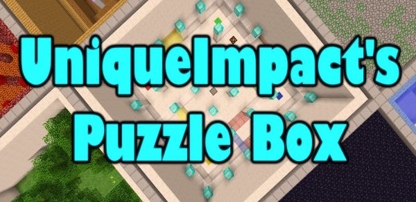 Uniqueimpact's Puzzle Box для Майнкрафт 1.12.1