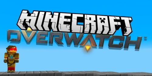 Minewatch для Майнкрафт 1.12.1
