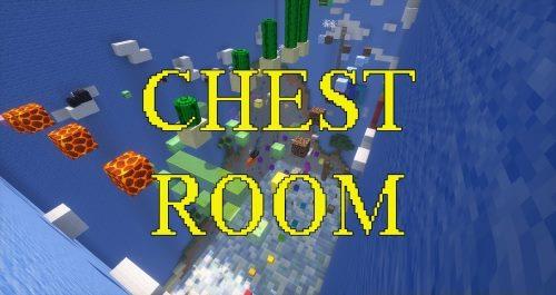 Chest Room для Майнкрафт 1.12