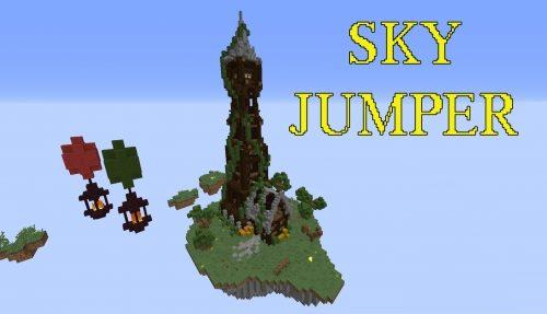 Sky Jumper для Майнкрафт 1.11.2