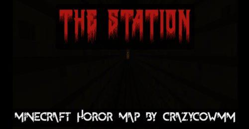 The Station для Майнкрафт 1.12.1