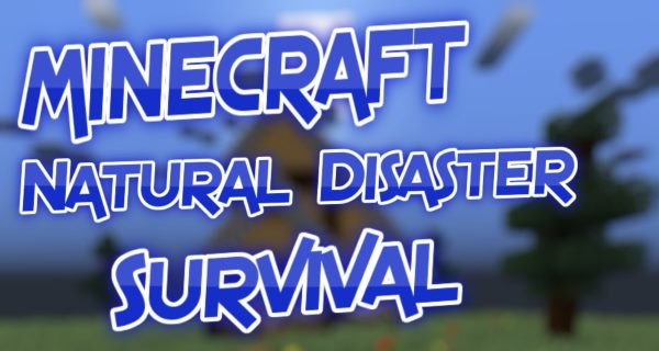 Natural Disaster Survival для Майнкрафт 1.12.1