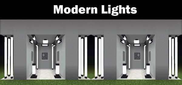 Modern Lights для Майнкрафт 1.12.1