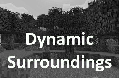 Dynamic Surroundings для Майнкрафт 1.12.1