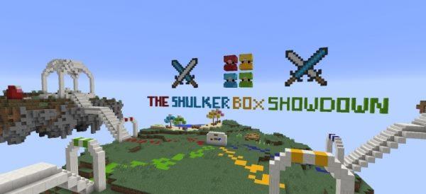 The Shulker Box Showdown для Майнкрафт 1.12.1