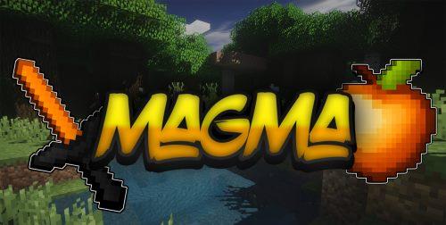 Magma для Майнкрафт 1.12.1