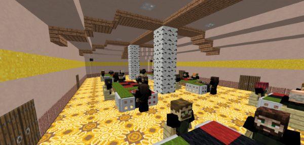 The Casino Crisis для Майнкрафт 1.12.1