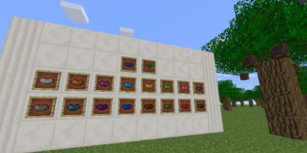 Lucky Beans для Майнкрафт 1.12.1